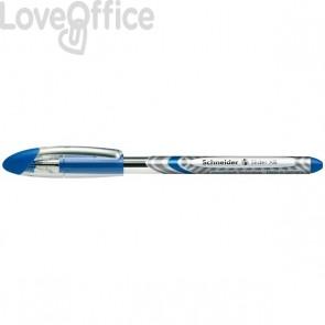 Penna a sfera - inch. blu - Slider XB Schneider