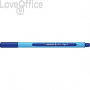 Penna a sfera Edge Schneider - inch. blu