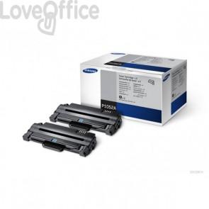 Originale Samsung MLT-P1052A/ELS conf. 2 Toner nero