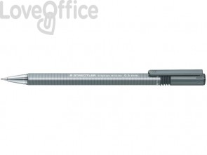 Portamine a scatto Staedtler triplus micro 774 0,5 mm 774 25