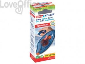Colla roller Tesa adesivo permanente monouso ecoLogo® per carta e cartone trasparente - 59090-00005-03