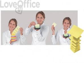Foglietti Post-it® Ricarica Z-Notes Super Sticky Giallo Canary™ cf. 12 blocchetti 100 ff - R330