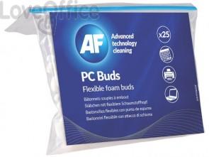 Bastoncini flessibili AF International PC Buds - APCB025 (Confezione da 25 bastoncini)