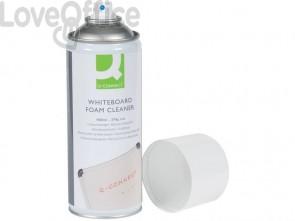 Schiuma detergente per lavagne bianche Q-Connect 400 ml KF04504