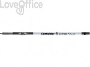 Refill Schneider Express 775 M in metallo nero 7761