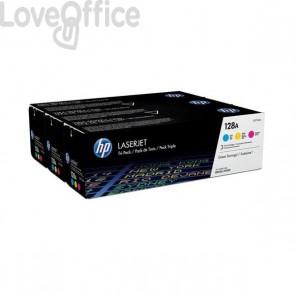conf.3 HP toner Tricolore CF371AM