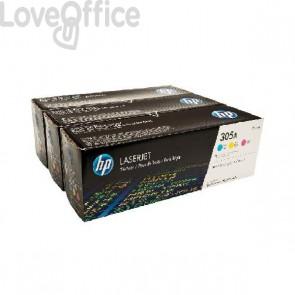 conf.3 HP toner Tricolore CF372AM