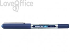 Penna gel con cappuccio EYE 0,5 mm BLU  M UB150 B