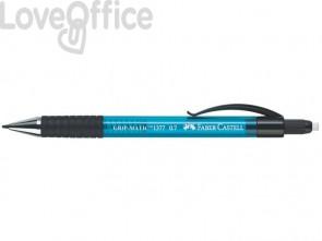 Portamine Faber-Castell Grip Matic 1377 0,7 mm blu 137751