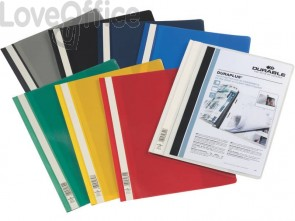 Cartellina ad aghi DURABLE DURAPLUS® A4 colori assortiti 257900