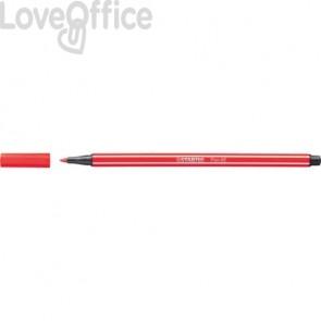 Pennarellini Stabilo Pen 68 1 mm - rosso carminio - 68/48 (conf.10)