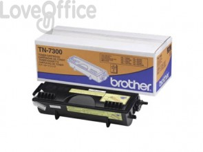 Toner 7000 Brother nero TN-7300