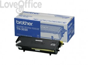 Toner 3000 Brother nero TN-3030