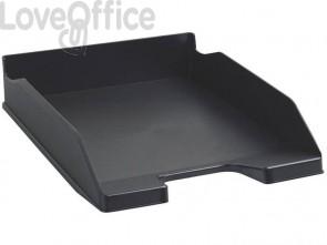 Vaschetta portacorrispondenza Exacompta MIDI-COMBO EcoBlack plastica A4+ nero 113014D