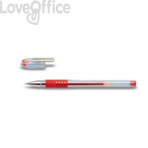 Roller gel ricaricabile PILOT G-1 Grip 0,7 mm rosso - 001692