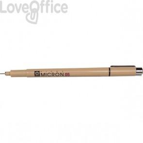 Fineliner Pigma Micron Sakura - nero - 0,5 mm