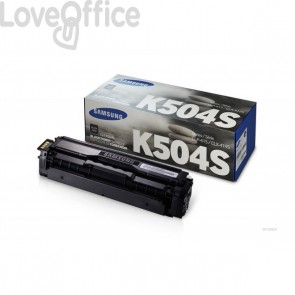 Originale Samsung CLT-K504S/ELS Toner nero