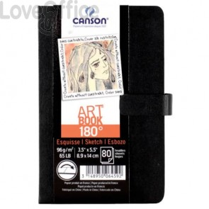 Sketchbook da disegno Canson 9x14 cm  C200006459