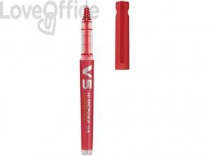 Roller a inchiostro liquido Pilot HI-TECPOINT V5 Begreen 0,5 mm rosso 40327