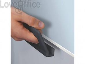 Lavagna magnetica in vetro Artverum SIGEL 1200x900x15 mm bianco RGL211