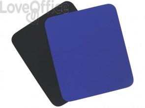 Tappetino per mouse Q-Connect 23x19x0,6 cm nero KF04517