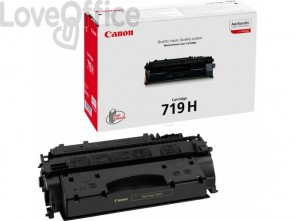 Toner alta capacità CRG 719H Canon nero 3480B002