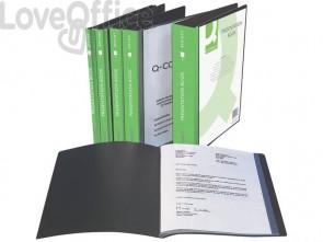 Portalistino personalizzabile A4 20 buste Q-Connect KF01265