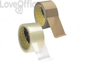 Nastro da imballo Scotch® 309 in acrilico a rumorosità ridotta 50 mm x 66 m marrone - 309