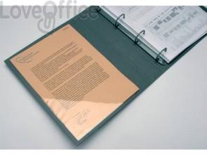 Tasche adesive triangolari Q-Connect trasparente 10x10 cm - KF27034 (conf.10)