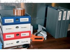 Etichette adesive Q-Connect 55x102mm 55x102 mm - KF27045 (conf.6)