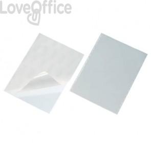 Buste adesive DURABLE POCKETFIX® A4 polipropilene trasparente - 829619 (conf. 50 pezzi)
