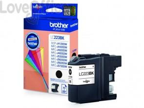 Cartuccia inkjet LC-223 Brother nero  LC-223BK