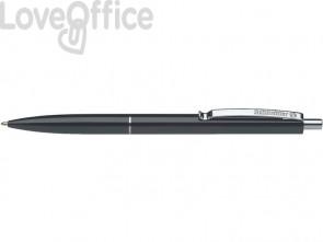 Penne a sfera a scatto Schneider K 15 ricaricabile tratto M nero (conf. 50)