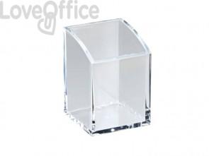 Portapenne MAUL a bicchiere acrilico trasparente 1955005
