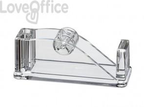 Dispenser MAUL porta rotolo di nastro adesivo trasparente 22mm 1957005