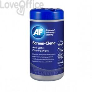 Tubo salviette detergenti AF - ASCR100T (conf.100)