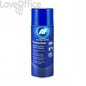 schiuma detergente 300ml AF - 300 ml - AFCL300