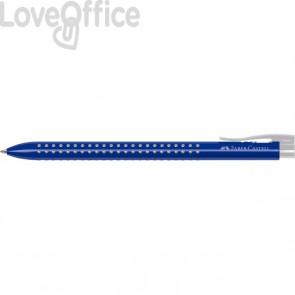 Penne a sfera Grip 2022 Faber Castell - blu (conf.12)