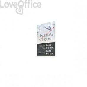 Cornici Duraframe® Sun Durable - A4 - argento - 4841-23 (conf.2)