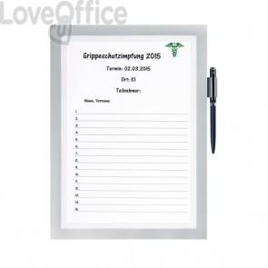 Cornice A4 Duraframe® Note Durable - A4 - argento - 4993-23