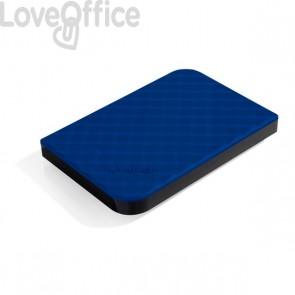 Hard Disk Store'n Go 3.0 Verbatim - 1 TB - blu - 53200