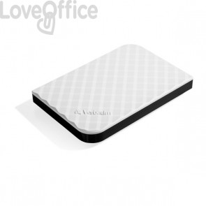 Hard Disk Store'n Go 3.0 Verbatim - 1 TB - Bianco
