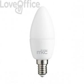 Lampadine Led MKC - naturale - E14 - 6W - 494 - 4000K - 499048019