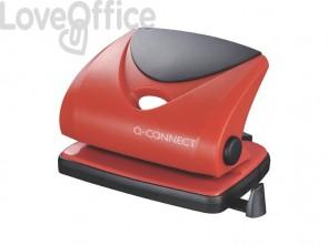 Perforatore a due fori Q-Connect rosso 20 fogli KF02156