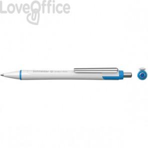 Penna a sfera a scatto blu Slider Xite XB Schneider - P133203