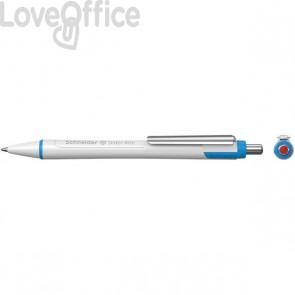 Penna a sfera a scatto Slider Xite XB Schneider - rosso - P133202