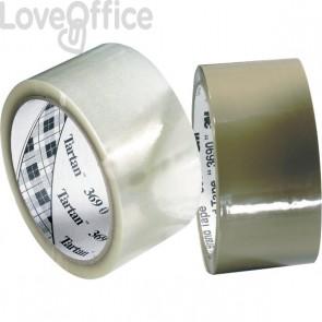 Nastro adesivo Tartan 369 Hot Melt 3M - 50mm x 66m - avana - 94264 (conf.6)