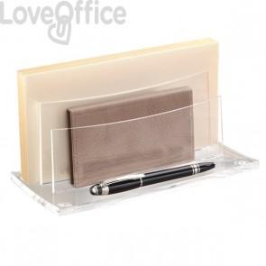 Sparticarte Acrylight CEP - trasparente - 22,5x10,5x11 cm - 450C