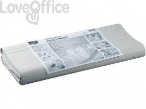 Carta protettiva da imballaggio ColomPac f.to 50x75 cm grigio - TP 200.001 (conf. da 250 fogli)