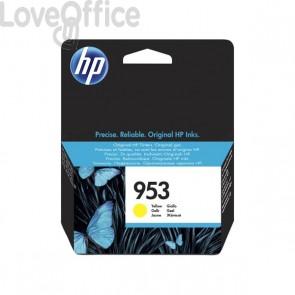 Originale HP F6U14AE Cartuccia inkjet 953 1 giallo